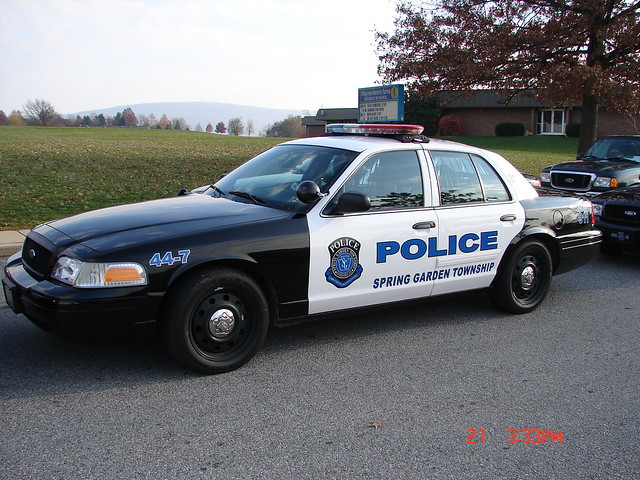 Spring Garden Township Pennsylvania Police Flickr
