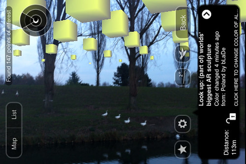 holland landscape ar reality augmented