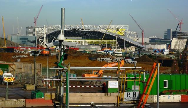 Aquatic Centre Construction