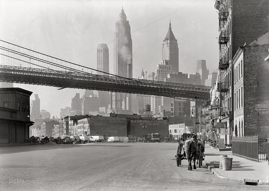 South Street ca. 1933