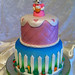 Princess Ruby Cake