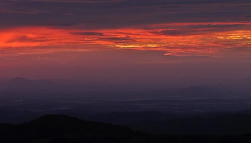 sunset landscape geotagged evening costarica lowtide peninsuladenicoya golfodenicoya kostarika