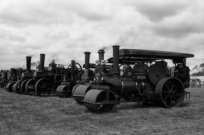 FILM - Sheffield Steam Rally 2017-27