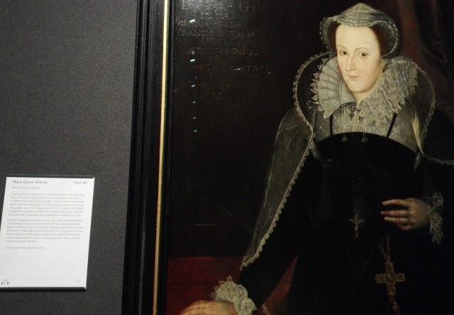 スコットランド女王メアリの肖像画 ブラッディメアリはこんな顔だった