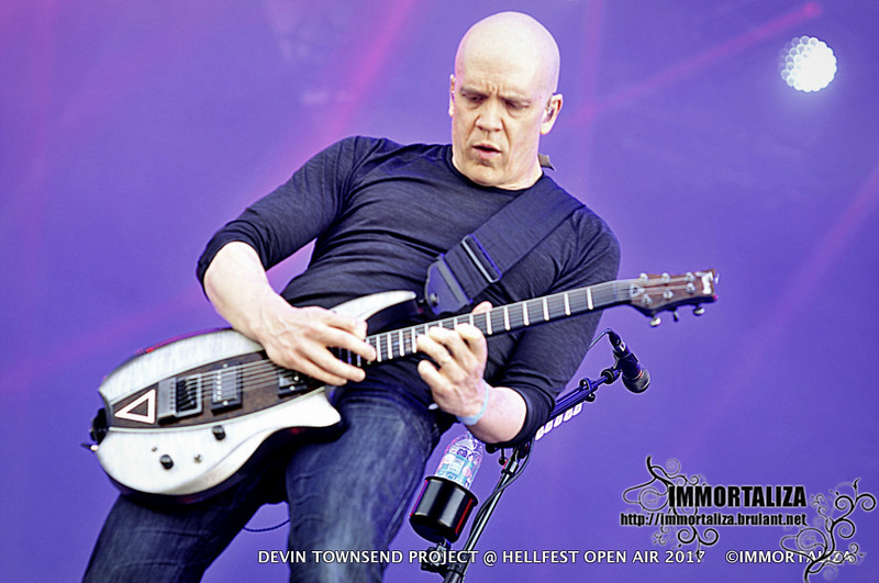 DEVIN TOWNSEND PROJECT @ HELLFEST OPEN AIR  CLISSON FRANCE 17 JUIN 2017 35633757571_0af5c8a357_c
