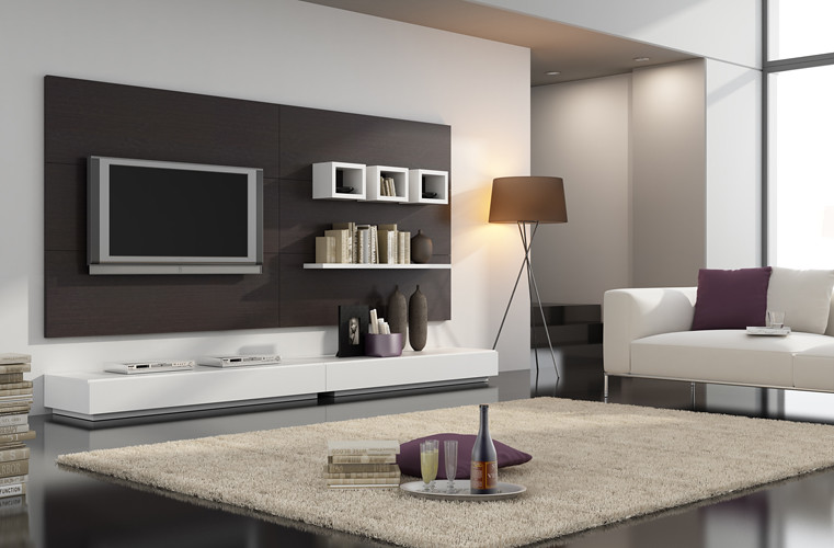 blog 1 modernes wohnzimmer einrichten. Black Bedroom Furniture Sets. Home Design Ideas