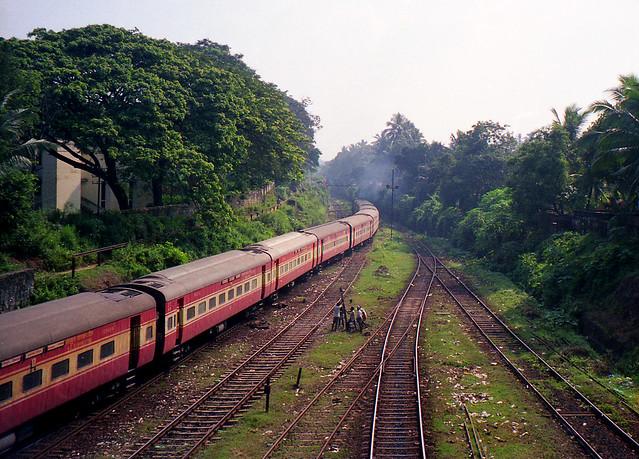 Trivandrum train