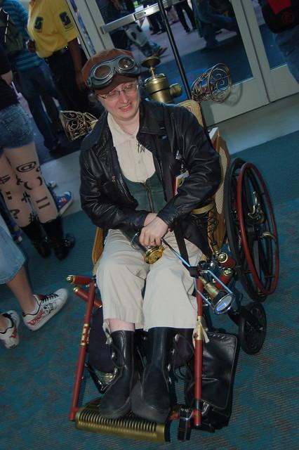 Comic Con 2010: Steampunk
