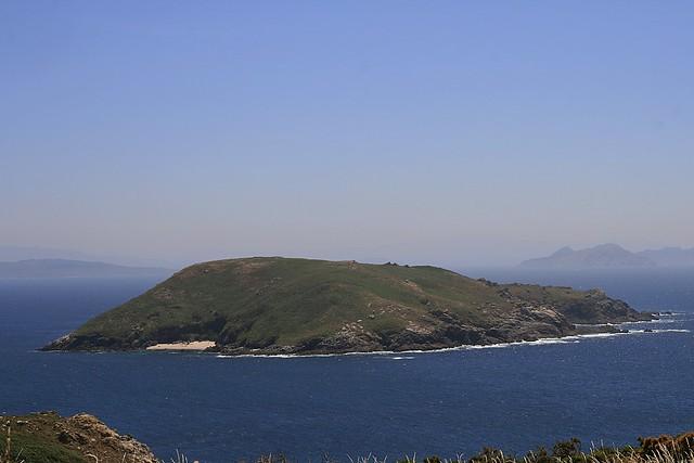 Archipiélago de Ons,Isla de Onza, Baixas.