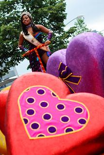 Carnaval Queen Curaçao