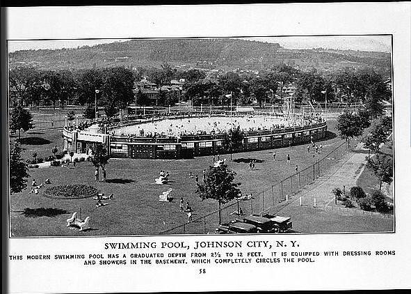 Cfj pool a bintz pool johnson city ny flickr photo - Johnson swimming pool roseville ca ...