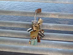 Love Locks in Lithuania
