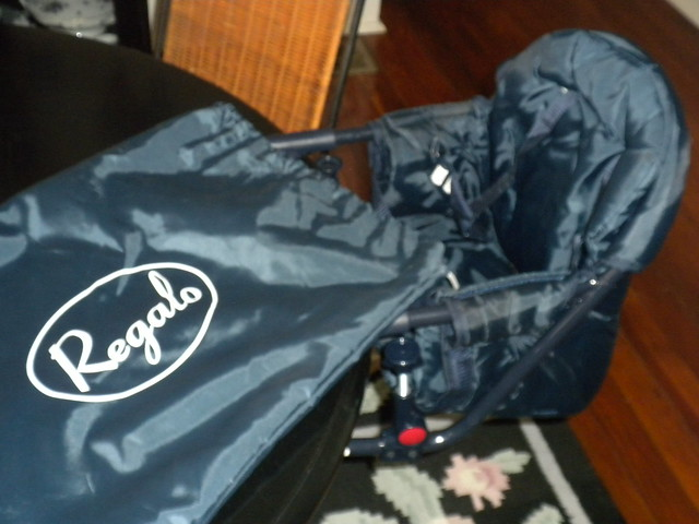 Eddie Bauer Portable Car Seat Bryant Collection