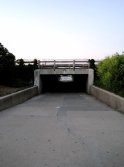 Tunnel.