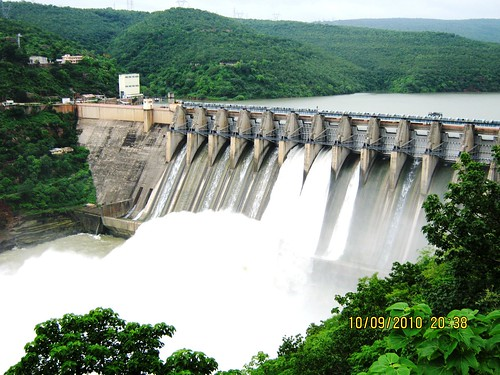 Find Hotels in srisailam