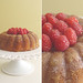 lemon raspberry cake by Lisa Rupp
