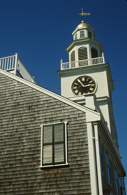 Nantucket architecture massachusetts new england New england architects