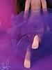Sus pequeños pies... Me encanta la