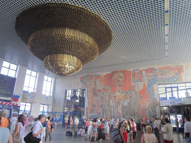 Nizhny novgorod - stazione
