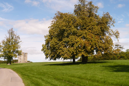 Road to Hiorns Tower, Arundel