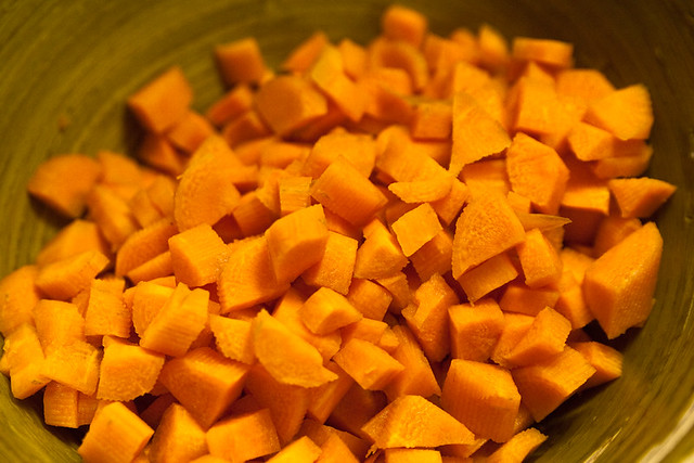 chopped carrots - photo #29