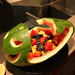 Earth Eats: Watermelon and Fresh Berries in Tequila Lime Syrup
