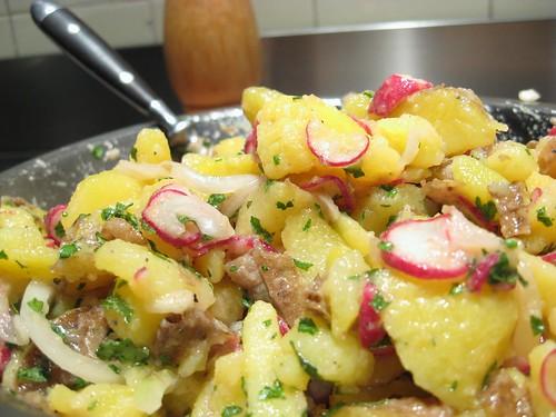 Insalata di patate tedesca abbinamenti e varianti for Cucinare weisswurst