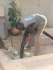 septic tank photo
