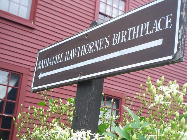 nathaniel hawthorne's birthplace