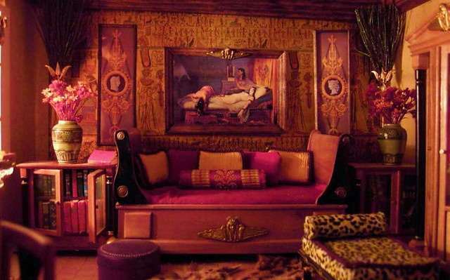 the egyptian bedroom from mayfair third floor flickr photo sharing