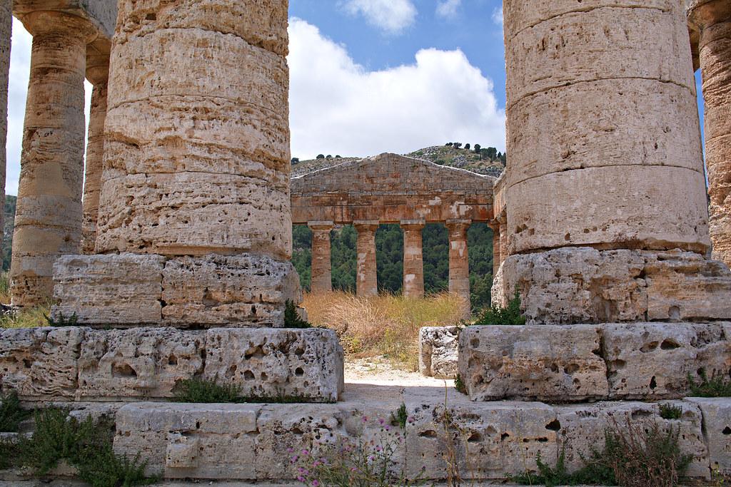 Segesta Temple 1