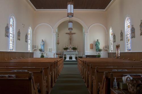 St. Patrick's Catholic Church- Jackson California
