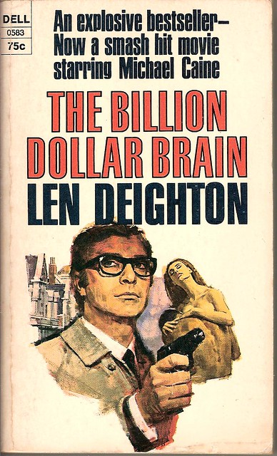The Billion Dollar Brain - Dell book cover