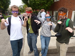 Super Ninja Naturalists