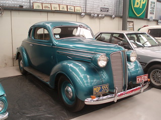1938 Dodge Doctor's Coupe