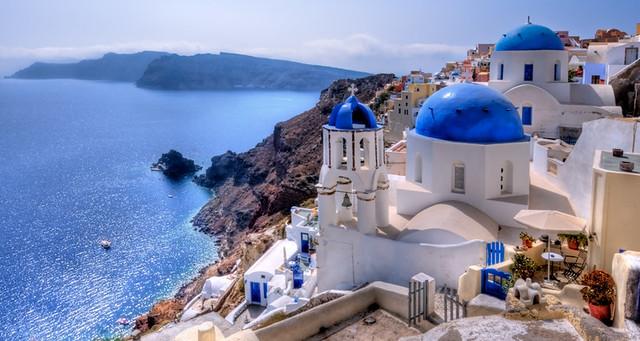 Dreamy Santorini Flickr Photo Sharing