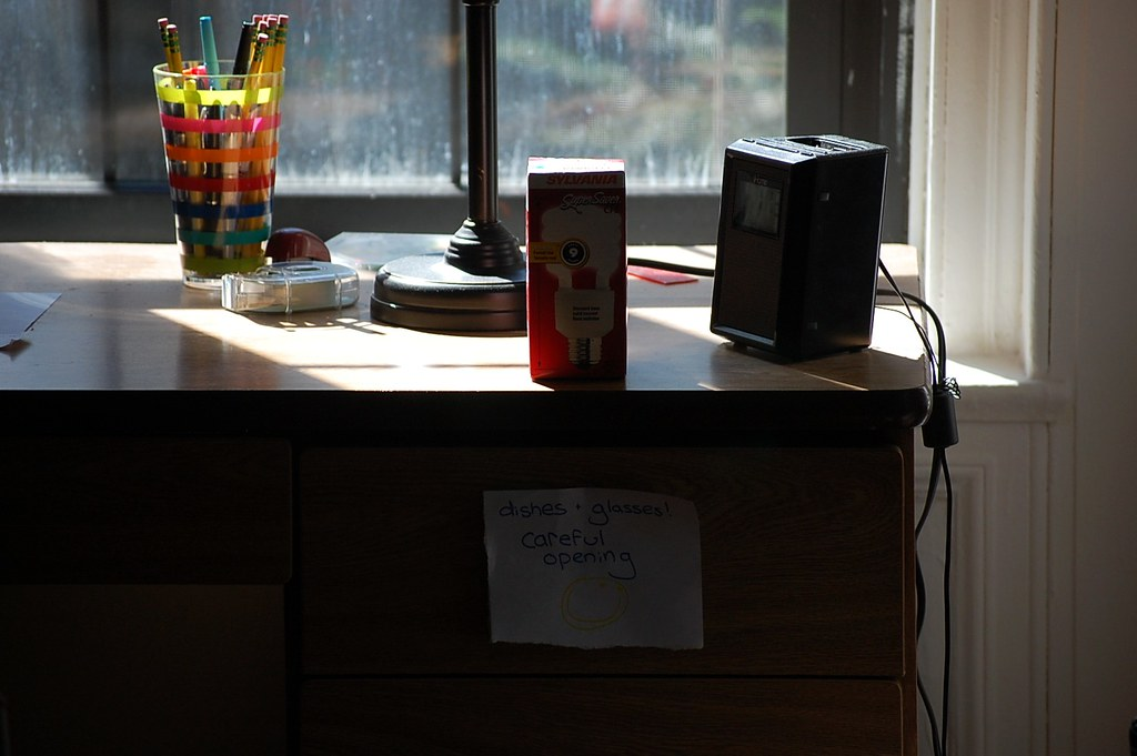 Inside a dorm room by MTSOfan, on flickr
