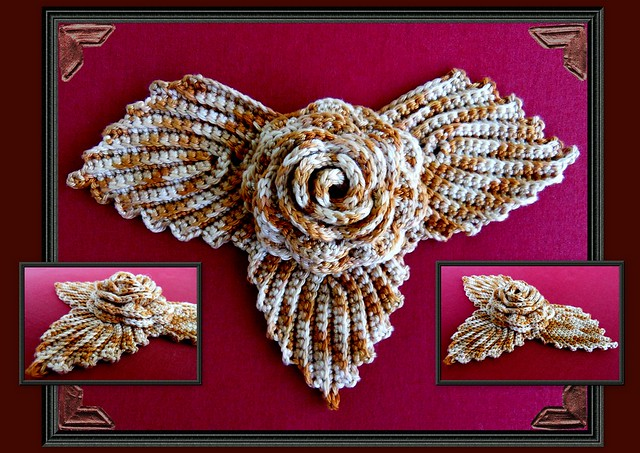 CROCHET FALL LEAF PATTERN | FREE PATTERNS