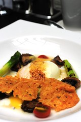 Sous Vide egg and asparagus - DSC_3063