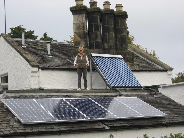 scotland solar