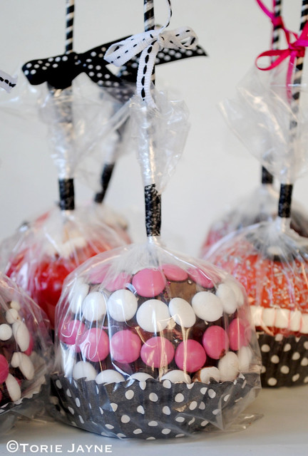 Candy Apple wrapped