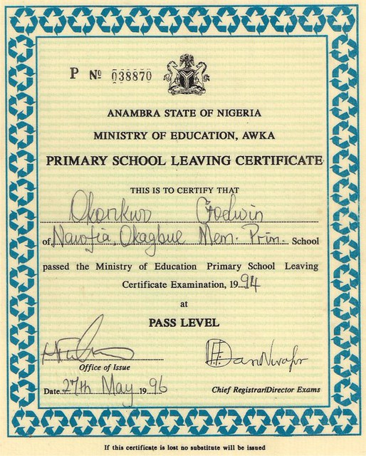 certificate leaving template primary sample format certificates education diploma templates smithchavezlaw flickr