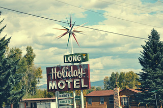 Long Holiday Motel, Utah