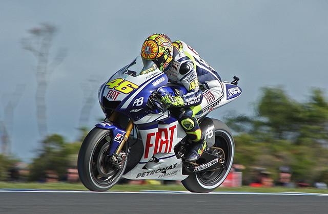 Valentino Rossi @ Phillip Island MotoGp race  Explore Fiato…  Flickr - Phot...