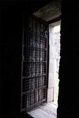 Door to 'The Ditch', Halifax Citadel