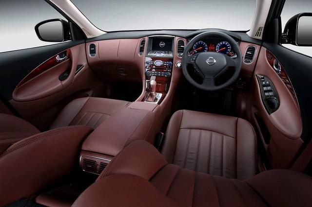 Nissan Skyline Crossover 4