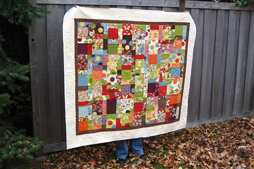 Full view of Fall 2010 Quilt