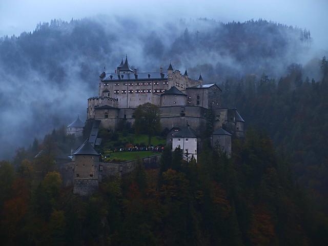 Burg Hohenwerfen, Salzburg