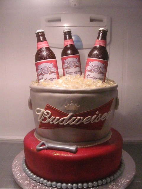 How To Make Ice For Beer Cake