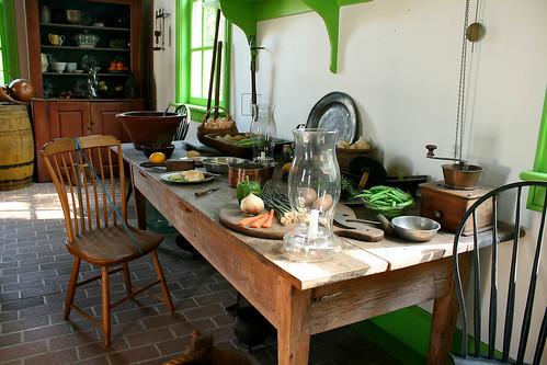 Kitchen Island Baking